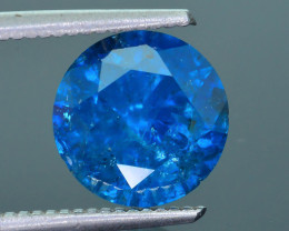 AIG Certified 4.01 ct Electric Blue Diamond SKU-17 RRP $7500