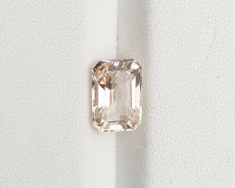 1.35Cts Natural Morganite Gems..