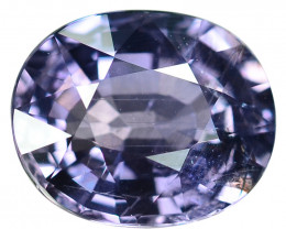 5.22  Ct.  Natural Color Change Sapphire  Unheated  -  IGI - CERTIFIED