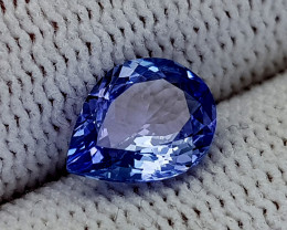 1.61ct Natural Tanzanite Gemstone igcntt12