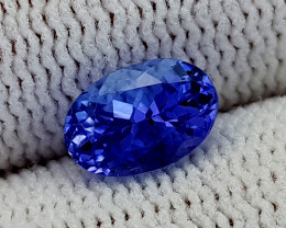 1.31ct Natural Tanzanite Gemstone igcntt19