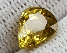 2.49 CT NATURAL ZIRCON GEMSTONE IGCTHZ47