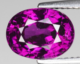 Rare 4.26 Cts Gorgeous Color Grape- Purple Garnet  ~ Mozambique PG35
