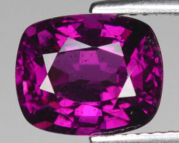 BLACK FRIDAY Rare 4.03 Cts Gorgeous Color Grape- Purple Garnet ~ PG37