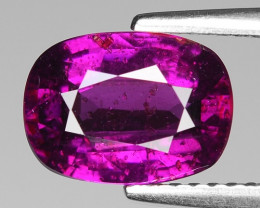 Rare 2.70 Cts Gorgeous Color Grape- Purple Garnet  ~ Mozambique PG43