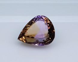 16 Crt Bolivian Ametrine  Natural Gemstones JI49