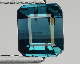 1.21 Ct Natural Tourmaline Good Quality Gemstone. TM 76