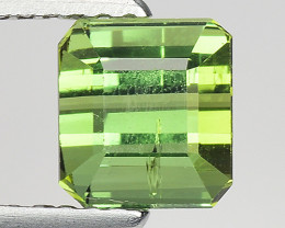 1.55 Ct Natural Tourmaline Good Quality Gemstone. TM 81