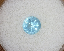 1.90ct Aquamarine - AAA colour & Master cut!