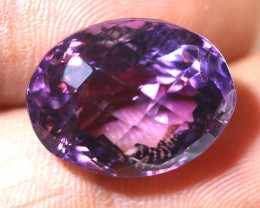 15.90 CTS AMETHYST FACETED STONE CG-2410