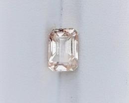 2.06 Cts Natural Morganite Gems..