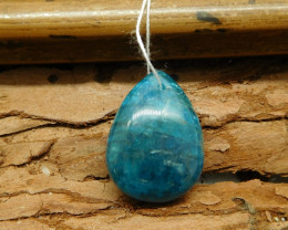 Natural gemstone apatite pendant (G1482)