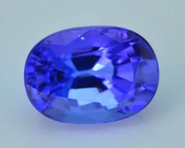 AAA Grade 1.42 ct Tanzanite eye catching Color SKU.18