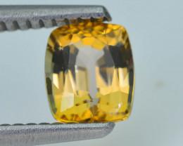 1.35 ct Orange Tanzanite eye catching Color SKU.19