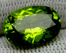 5CT  PERIDOT  OF PAKISTAN ORIGIN IGCTNPP36