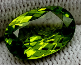 3.95CT  PERIDOT  OF PAKISTAN ORIGIN IGCTNPP51
