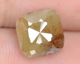 2.47 Cts NATURAL FANCY GREENISH YELLOW RED NATURAL LOOSE DIAMOND