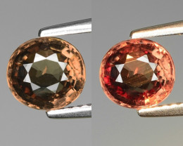1.79 CT COLOR CHANGE GARNET TOP CLASS GEMSTONE GC10