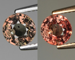 1.33 CT COLOR CHANGE GARNET TOP CLASS GEMSTONE GC23