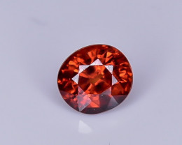 1.0 Crt  Spessartite Garnet Faceted Gemstone (R52)