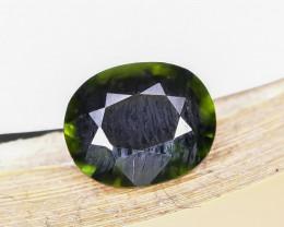 1.57 Crt Tourmaline Faceted Gemstone (R52)