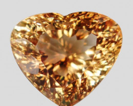 15.26 ct. 100% Natural Topaz Brazil - IGE Certified