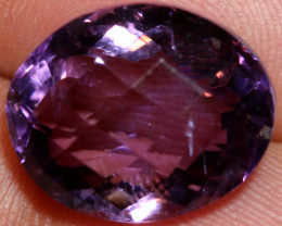 11.60- CTS AMETHYST FACETED STONE CG-2440