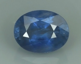 1.85 CTS WOW!! BEAUTY~MAJESTIC RARE NATURAL BLUE SAPPHIRE MADAGASCAR