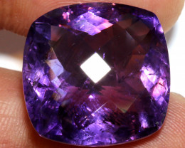 38.70 - CTS AMETHYST FACETED STONE CG-2449