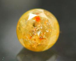 Diamond1.50 Ct Natural Fancy Grey Yellow Color Diamond 25CF01