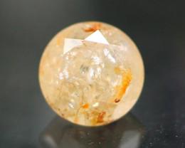 Diamond 0.65Ct Natural Fancy Grey Color Diamond 25CF05