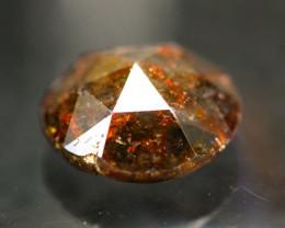 Diamond 3.01Ct Natural Fancy Brown Color Diamond 25CF11