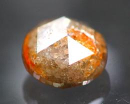Diamond 1.24Ct Natural Fancy Brown Color Diamond 25CF13