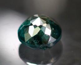 Diamond 1.29Ct Natural Blue Color Dome Cut Diamond 25CF96