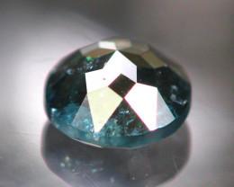 Diamond 1.22Ct Natural Blue Color Dome Cut Diamond 25CF99