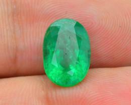 Top Grade 3.33 ct Zambian Emerald SKU-31