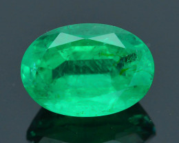 Top Grade 2.52 ct Zambian Emerald SKU-31