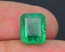 Top Grade 5.20 ct Zambian Emerald SKU-31