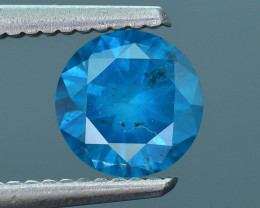 Natural Blue Diamond 1.17 ct Lovely Saturated Color  SKU-15