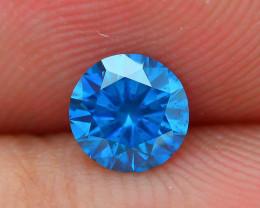 0.56 ct Blue Diamond SKU-15