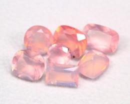 Rose Quartz 12.85Ct Natural Sakura Rose Quartz A2801