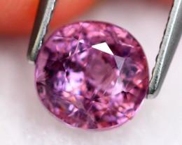 Spinel 2.09Ct Natural Mogok Purple Color Spinel  A2809