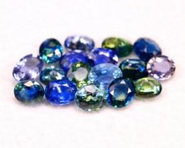 Unheated Sapphire 6.34Ct Natural Ceylon Unheated Sapphire A2810