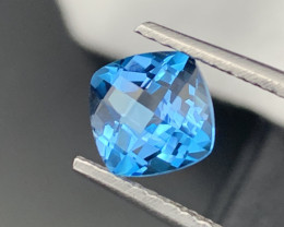 """NR"" 2.35 CaratsTop Quality Natural Topaz Master Cut"