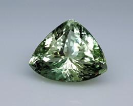 12 Crt Green Spodumene Natural Gemstones JI50