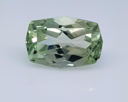 6 Crt Green Spodumene Natural Gemstones JI50