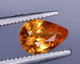 0.95 Crt Natural Spessartite Garnet Faceted Gemstone.( AB 16)