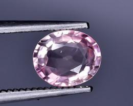 0.95 Crt Natural Tourmaline Faceted Gemstone.( AB 16)
