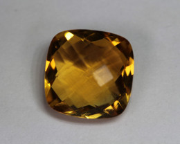 Citrine 3.99 ct. Brazil origin.