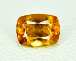 0.35 Carats Extremely Rare Clinohumite Gemstone